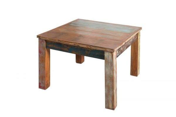 Konferenčný stolík Jakarta 60cm recyklované drevo