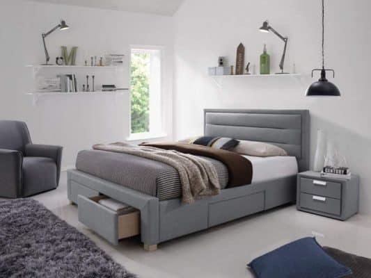 Łóżko Ines