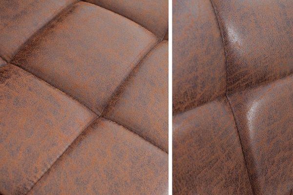Hnedá barová stolička Modena »