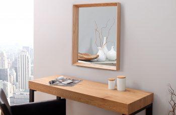 Zrkadlo Oak hranaté dub