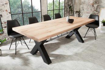 Jedálenský stôl Thor 240cm dub vápnené
