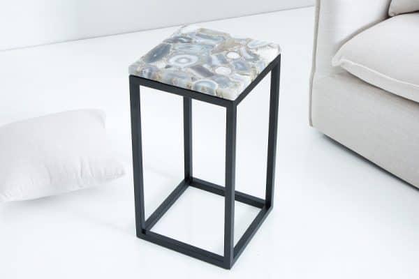 Konferenčný stolík Onyx Achat čierna