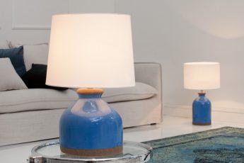 Stolová lampa Blue Classic 50cm