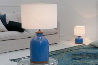 Stolová lampa Blue Classic 60cm