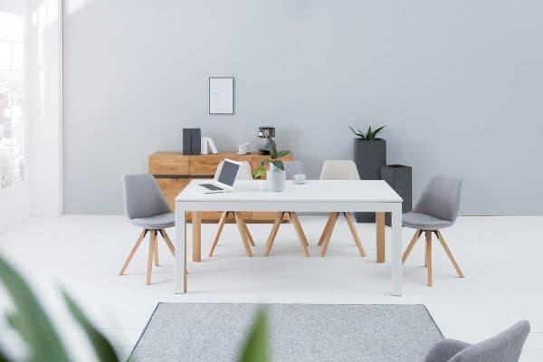 Drevený rozkladací jedálenský stôl Goliath 100 x 180 - 420 cm - 18 mm »