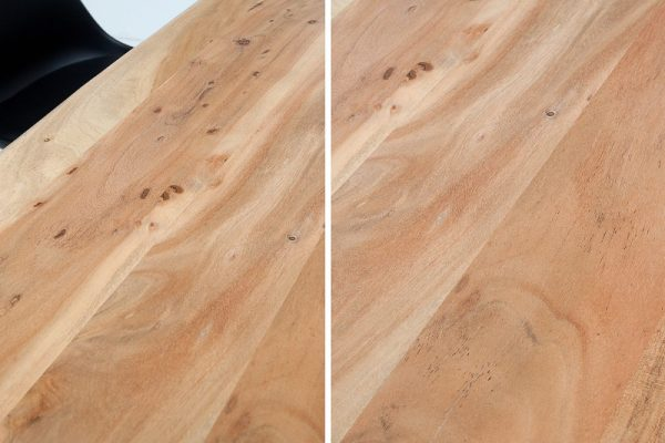 Jedálenský stôl Mammut 140cm agát 26mm