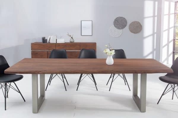Jedálenský stôl Mammut I 200cm agát