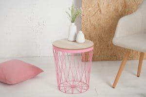 Konferenčný stolík Storage II rosa