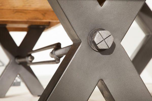 Lavica Iron Craft 200cm Mango