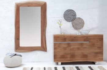 Zrkadlo Hemingway 160cm agát