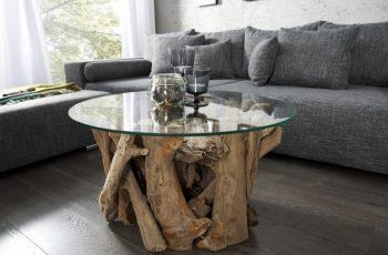 Konferenčný stolík Nature Lounge naplavené drevo