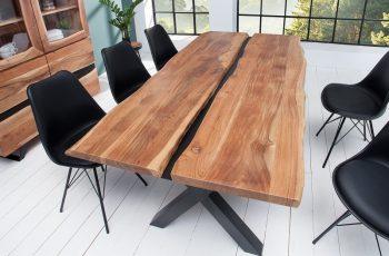 Jedálenský stôl Amazonas 200cm agát