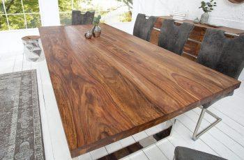 Jedálenský stôl FireEarth 200cm sheesham