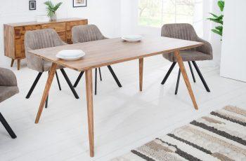 Jedálenský stôl Mosaico 160cm sheesham