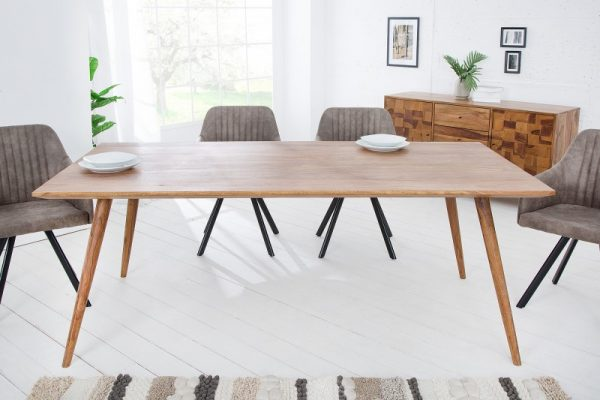 Jedálenský stôl Mosaico 200cm sheesham