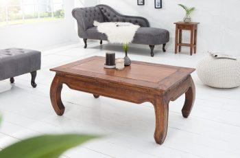 Konferenčný stolík Opium 100cm mahagón