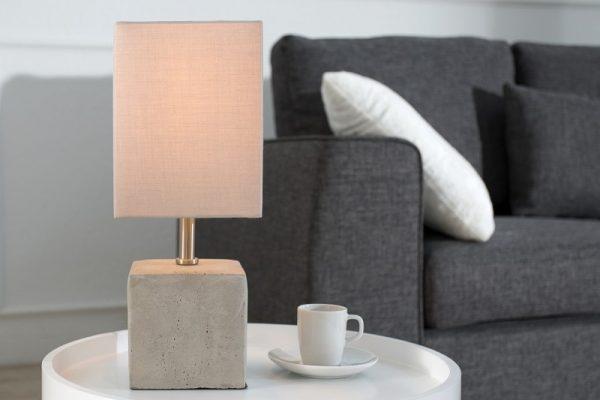 Stolová lampa Cement Collection 35cm
