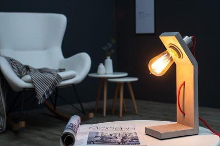 Stolová lampa Cement Structure 30cm