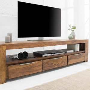 TV Board Makassar 170cm sheesham