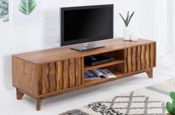 TV-stolík Retro 145cm sheesham
