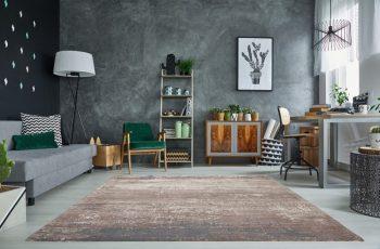 Teppich ModernArt 240x160cm sivá béžová