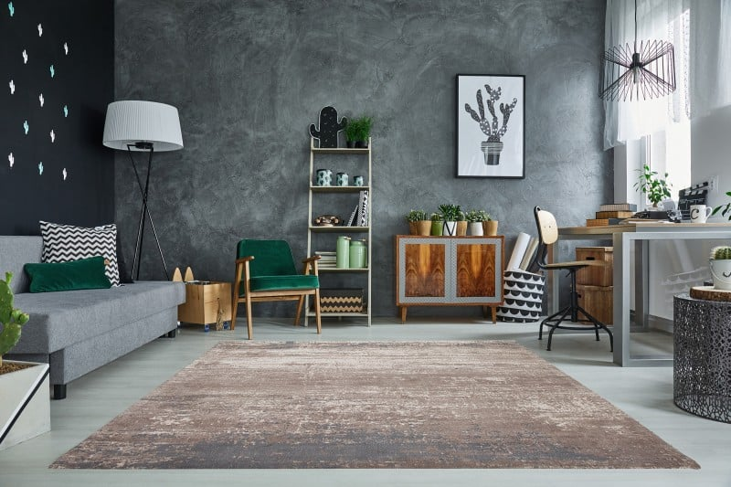 Béžový koberec ModernArt 240x160cm