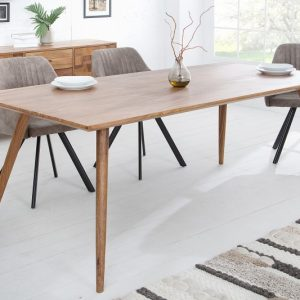 Drevený jedálenský stôl Mosaico 100 x 200 cm »