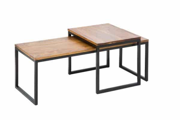 Konferenčný stolík Nobile set 2ks