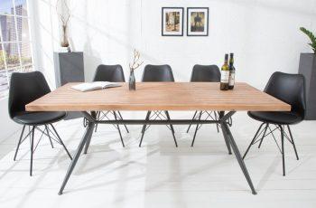 Jedálenský stôl Craft 180cm agát