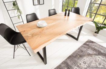 Jedálenský stôl Mammut 180cm agát 26mm
