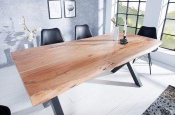 Jedálenský stôl Mammut X 180cm agát 35mm