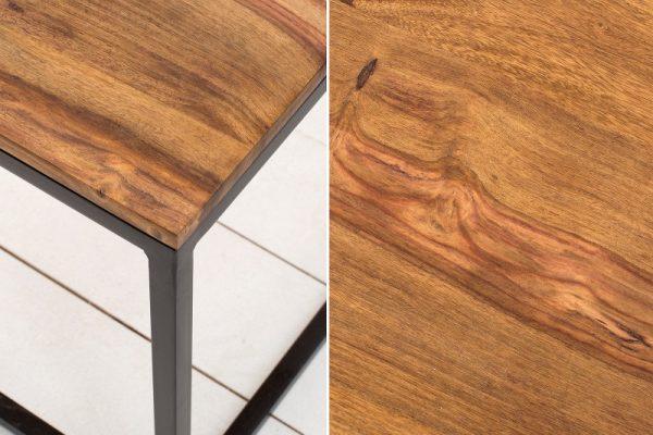 Konferenčný stolík Fusion 100cm sheesham