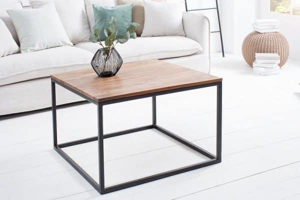 Konferenčný stolík Fusion 70cm sheesham