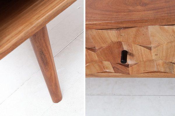 Konferenčný stolík Mystic agát
