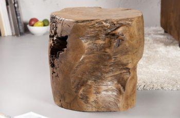 Konferenčný stolík Voodoo 40cm teakové drevo