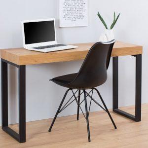 Laptoptisch Black Desk 120cm čierna dub