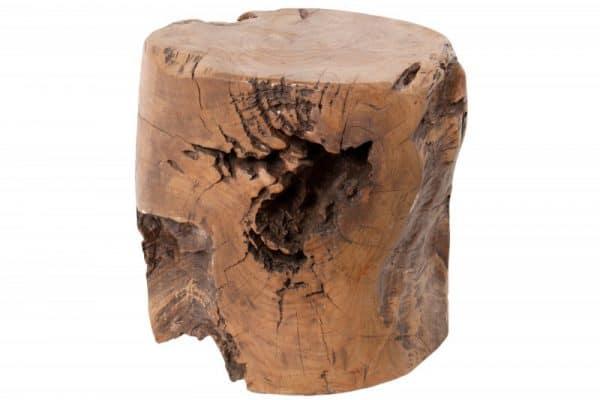 Drevený konferenčný stolík Voodoo 30 x 30 cm »