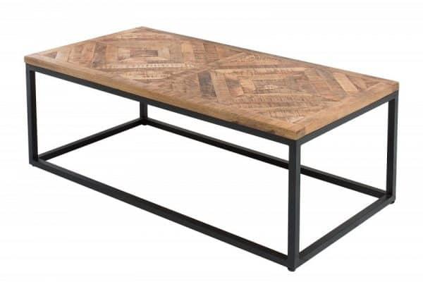 Konferenčný stolík Infinity 120cm Mango prírodná