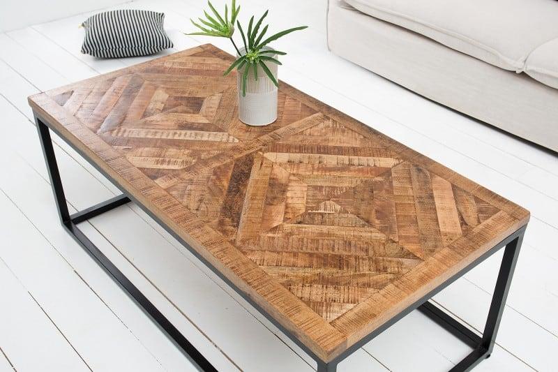 7c0d02537b77 Drevený konferenčný stolík Infinity 60 x 120 cm – 30 mm » » iKuchyne ESHOP  s nábytkom