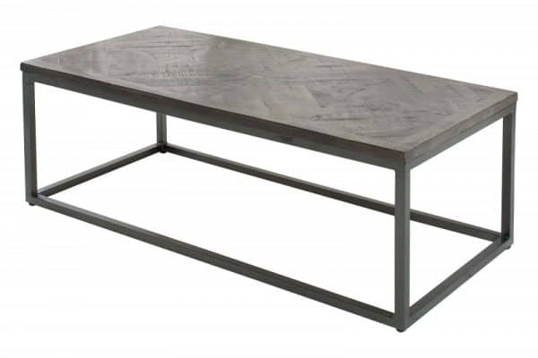 Konferenčný stolík Infinity 120cm Mango sivá
