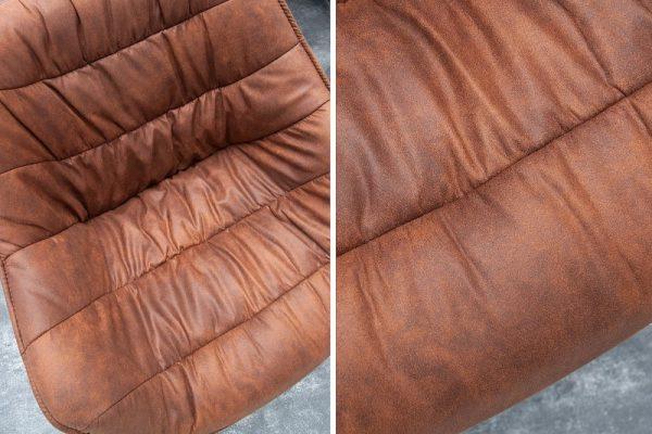Stolička Dutch Comfort antik hnedá