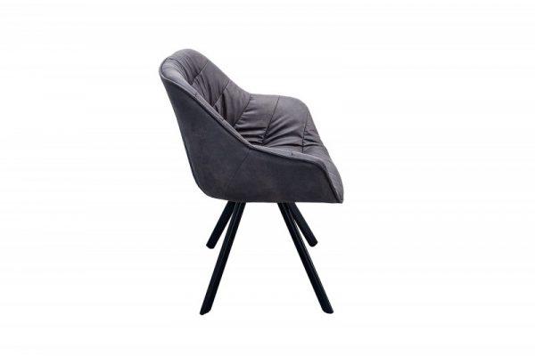 Stolička Dutch Comfort antik sivá