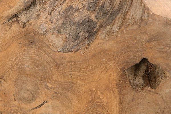 Drevený taburet 45cm