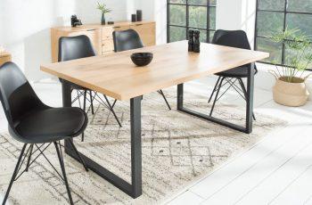 Jedálenský stôl Canadian Wild Oak 160cm dub