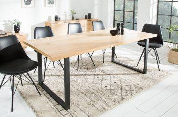 Jedálenský stôl Canadian Wild Oak 200cm dub