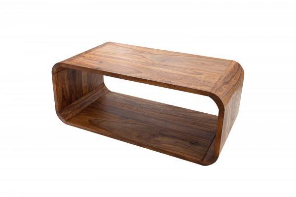 Konferenčný stolík Cube 100cm sheesham