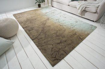 Teppich Fragments 240x160cm hnedá