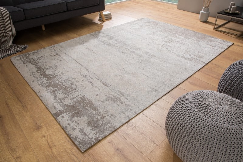 Teppich Modern Art 240x160 béžová sivá