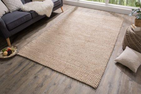 Teppich Wool 240x160cm béžová