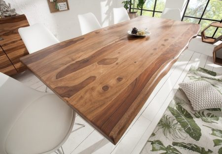Jedálenský stôl Mammut 180cm sheesham 40mm